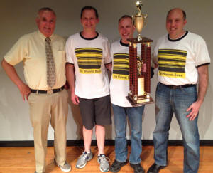 The Wanna Bees, 2015 Spelling Bee Champs